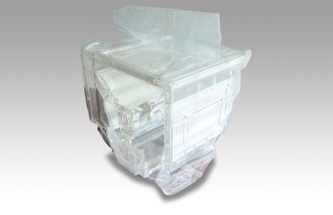 Wafer Shipper Box