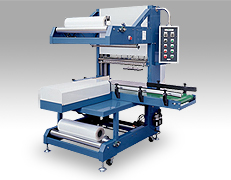 SWA Series Sleeve Wrapping Machine