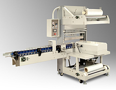 SWG Sleeve Wrapping Machine with Automatic Groupping